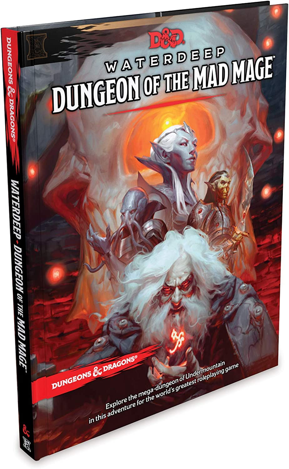 Dungeons and Dragons Waterdeep Dragon Heist FREE SHIPPING NEW 5th Edtion