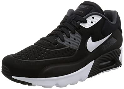 cheap for discount 4b274 18272 Amazon.com | NIKE Men's Air Max 90 Ultra SE, Black/White ...