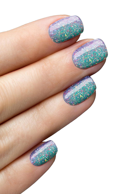 Amazon.com : Adesse New York Organic Infused Glitter Nail Polish ...