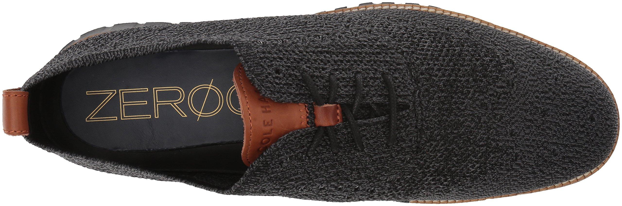 Cole Haan Men's Zerogrand Stitchlite Oxford, Black/Magnet/Black, 10.5 Medium US by Cole Haan (Image #8)