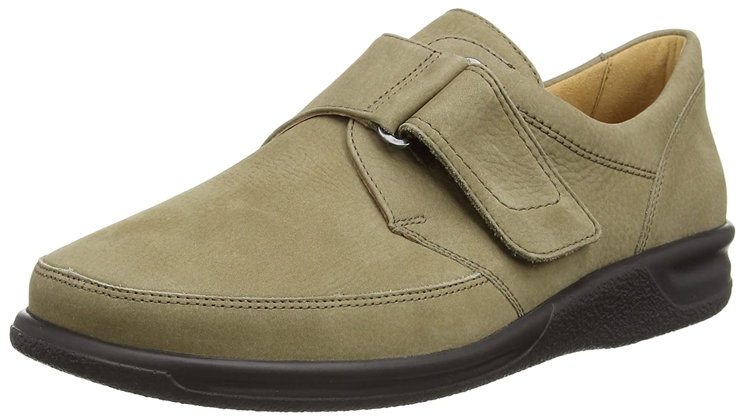 Ganter Sensitiv Kurt, Weite K, Mocasines para Hombre