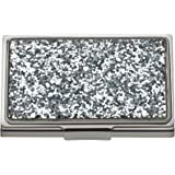 Kate Spade New York Simply Sparkling Card Holder, Silver