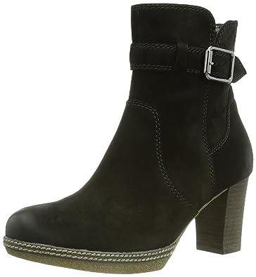 Gabor Shoes 92.874.47 Damen Kurzschaft Stiefel, Schwarz (schwarz (Micro)), 42 EU (8 Damen UK)