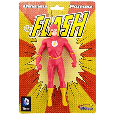 NJ Croce The Flash New Frontier Action Figure: Toys & Games