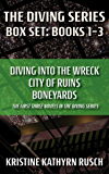 The Diving Series Box Set: Books 1-3 (The Diving Universe)