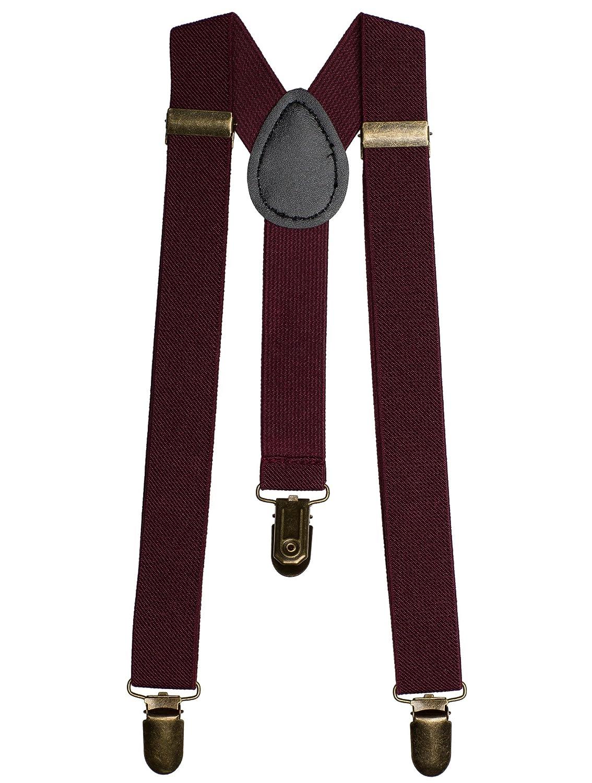 Paisley of London, uni garçon bretelles, bretelles de pantalon, garçons bretelles One size