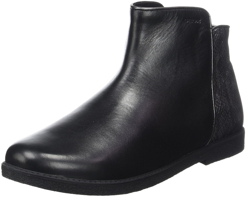 1093b408709f5 Geox Jr Agata C Bottes Fille  Amazon.fr  Chaussures et Sacs