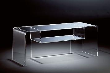 Tavolini In Vetro Porta Tv : Mobili porta tv in vetro per uno stile moderno homehome