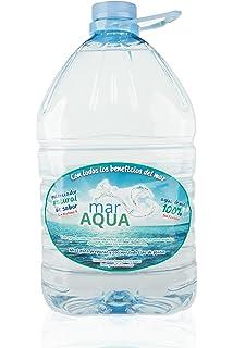 Agua de Mar hipertónica MarAqua (Vizmaraqua) (5 litros)