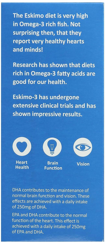 Eskimo-3 lÃquido (Lime taste), 210ml: Amazon.es: Salud y cuidado personal