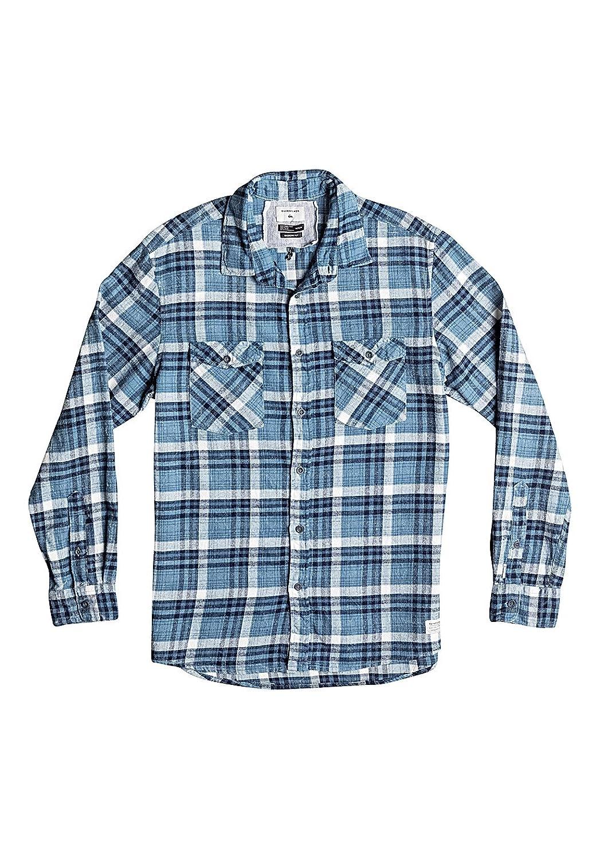 Herren Hemd lang Quiksilver Lost Wave Shirt LS