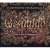 Gesualdo: Sesto Libro di Madrigali 1611