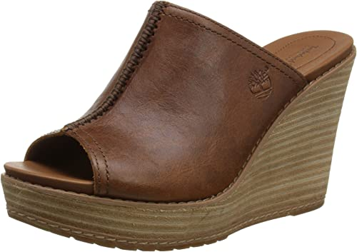 mule timberland femme