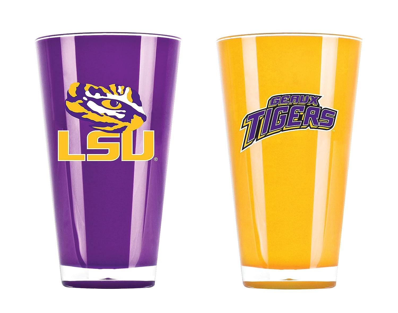 NCAA Louisiana State Tigers 20oz Insulated Acrylic Tumbler