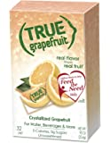 True Grapefruit Sachet Packets, 32 Count (0.90oz)