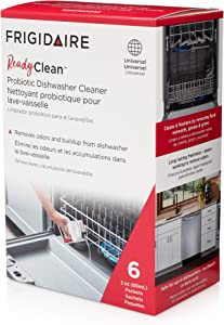 Frigidaire 10FFPROD02 ReadyClean Probiotic Dishwasher Cleaner