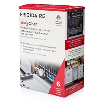 Frigidaire Ready Clean 6 Treatments Dishwasher Cleaner