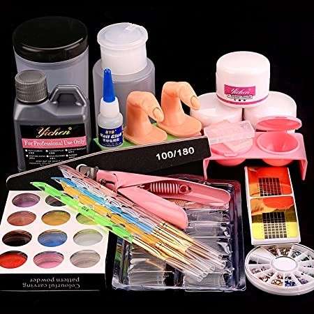Baisidai Acrylic Liquid Powder Tool Kit