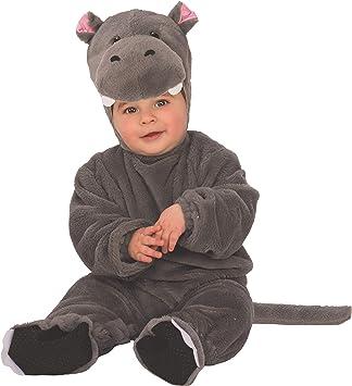 Rubies - Disfraz infantil de Hipopótamo para bebé, 1-2 años ...