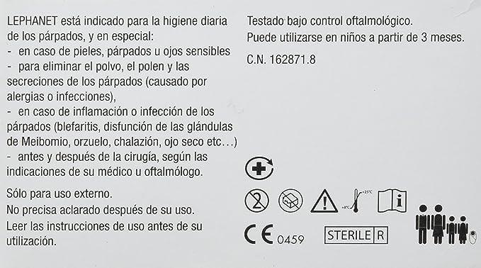 LABORATORIOS THEA - LEPAHNET 12 TOALLITAS: Amazon.es: Alimentación y bebidas
