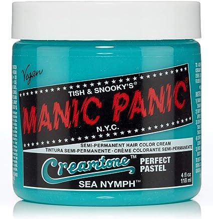 Manic Panic - Tinte semipermanente, Classic Sea Nymph, 118 ml