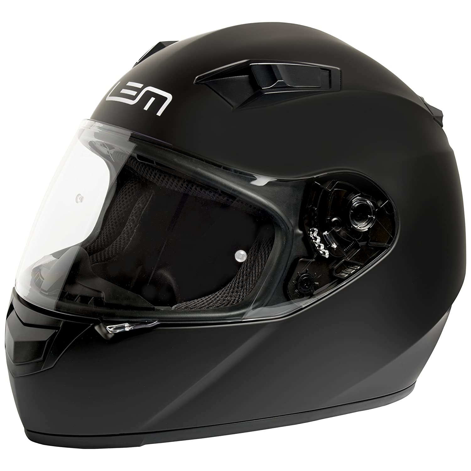 LEM - SHA20056XXL/93 : LEM - SHA20056XXL/93 : Casco Integral Shadow 2.0 Color Negro Mate Talla XXL