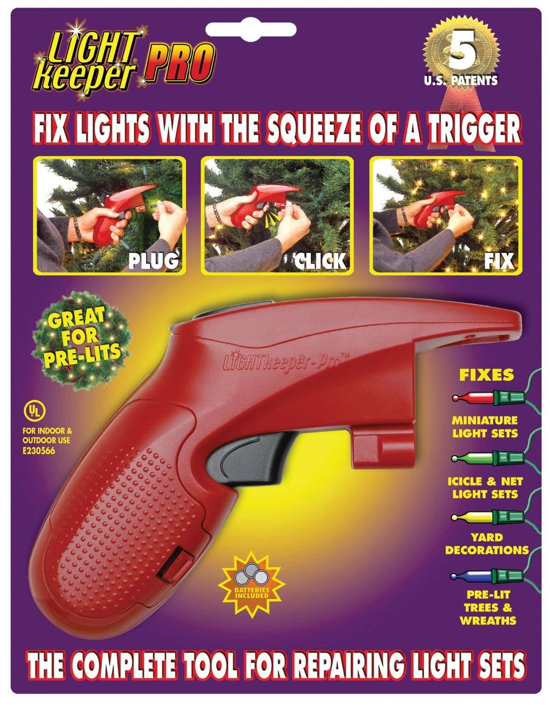 Lightkeeper Pro Miniature Light Repairing Tool - Fixes Christmas ...