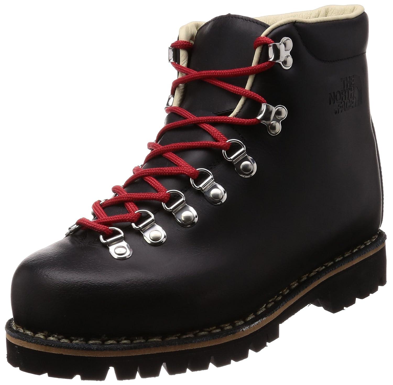 [ザノースフェイス] ブーツ Traverse Mariel メンズ B073S2X13R 25.5 cm ブラックスムース
