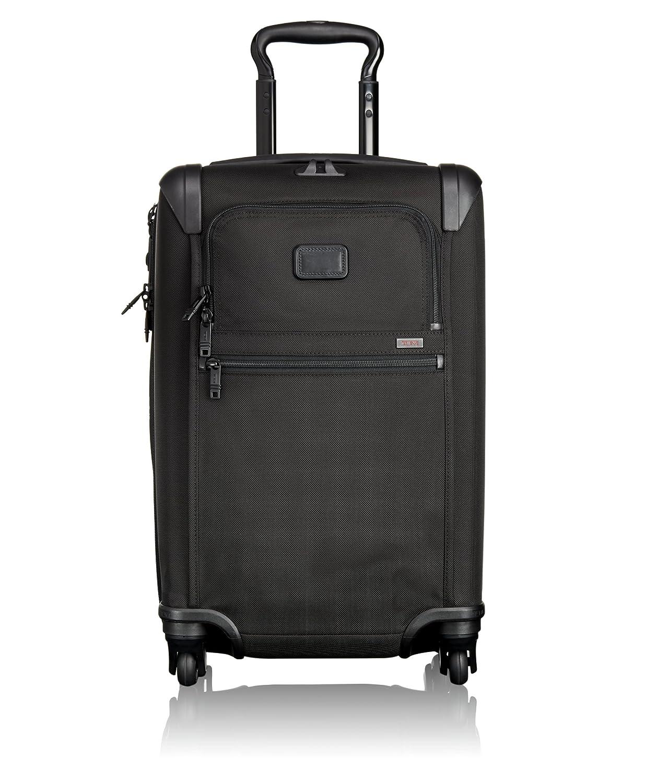 [トゥミ] キャリーケース 公式 正規品 ALPHA2 インターナショナルエクスパンダブル4ウィールキャリーオン 機内持込可 保証付 30L 56cm 4.9kg 022060 B00KAS570Aブラック