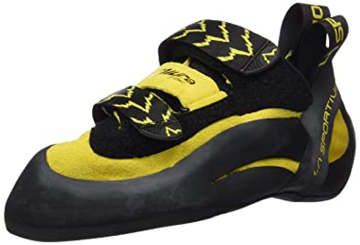 Miura VS Climbing Shoe - Yellow / Black 40.5