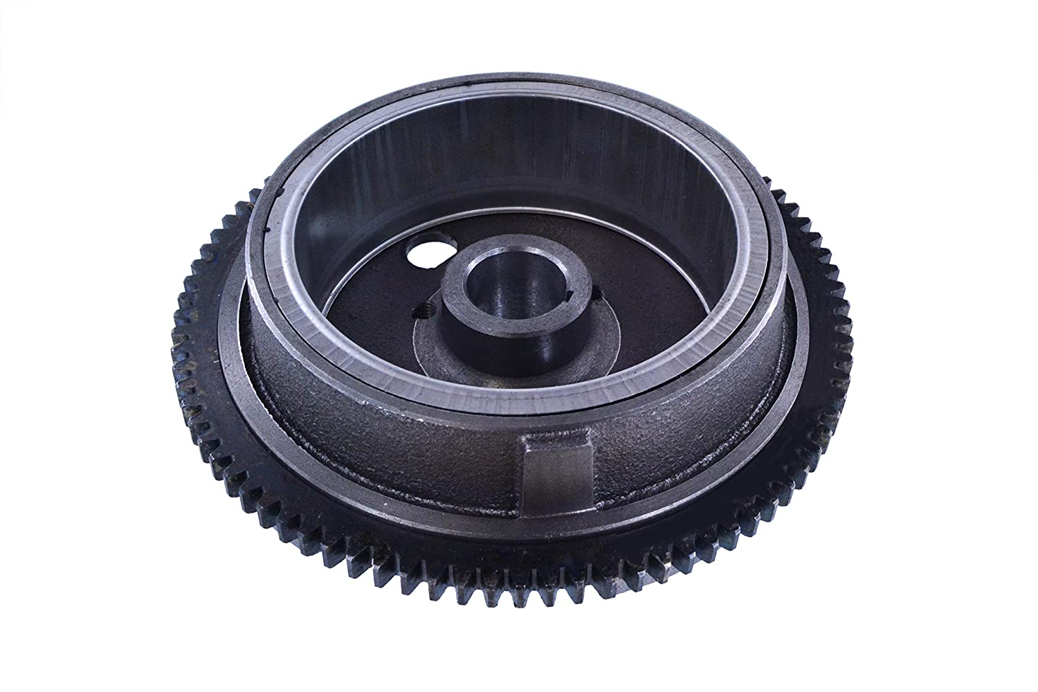 Improved Flywheel For Polaris 400 L/Big Boss/Norwegian / Scrambler/Sport / Sportsman 2x4 4x4 / Xplorer/Xpress 300 400 L 1994-2003 OEM Repl.# 3084760 3084784 RMSTATOR