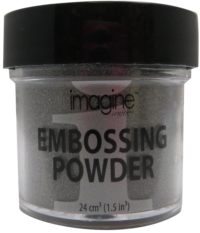 Embossing Powder 1Oz-Silver Imagine EB000002