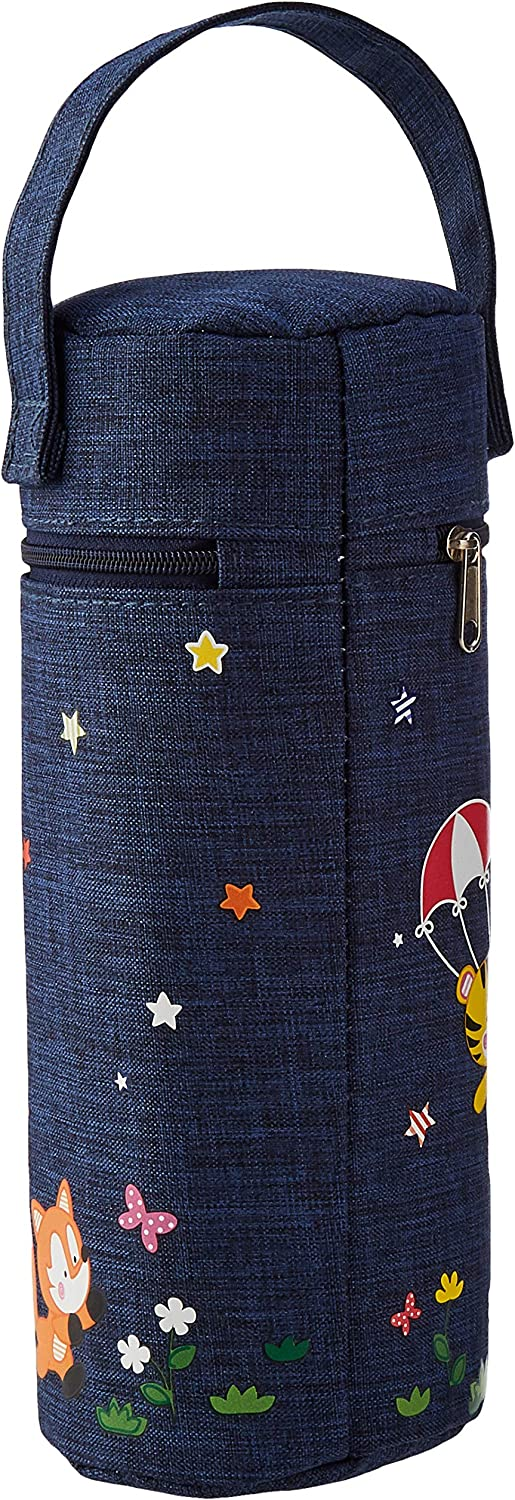 Miniland Denim Practical Isothermal Bag for Thermos Small