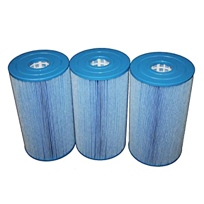 (3) Guardian Pool Spa Filter Cartridges Replaces WATKINS HOT SPRING C6430 UNICEL C-6430 PLEATCO PWK30 FC-3915 Antimicrobial : Garden & Outdoor