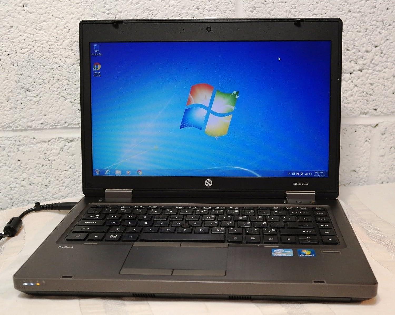 HP ProBook 6460B Intel Core i5-2540M X2 2.6GHz 4GB 250GB DVD+/-RW 14'' Win7Pro (Black)