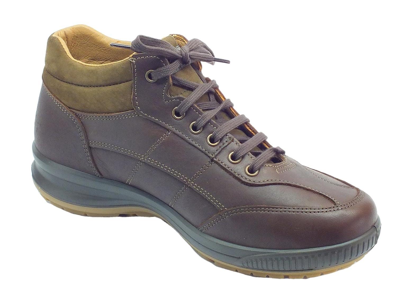 Grisport, Chaussures basses pour Homme - marron - marron, 42 EU