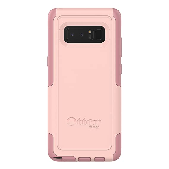 size 40 123d8 a0ae1 OtterBox COMMUTER SERIES Case for Samsung Galaxy Note8 - Retail Packaging -  BALLET WAY (PINK SALT/BLUSH)