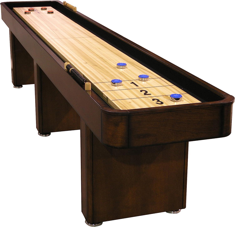Fairview Signature 12' Shuffleboard Table