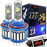 WinPower H13 9008 LED Headlight Conversion Kit CREE Chip Hi Lo Beam Light 7200LM 6000K White, 2 Yr Warranty