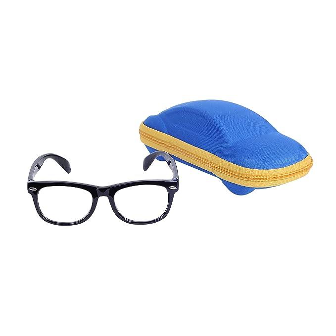 Amazon.com: Gafas de ordenador para niños, color azul ...