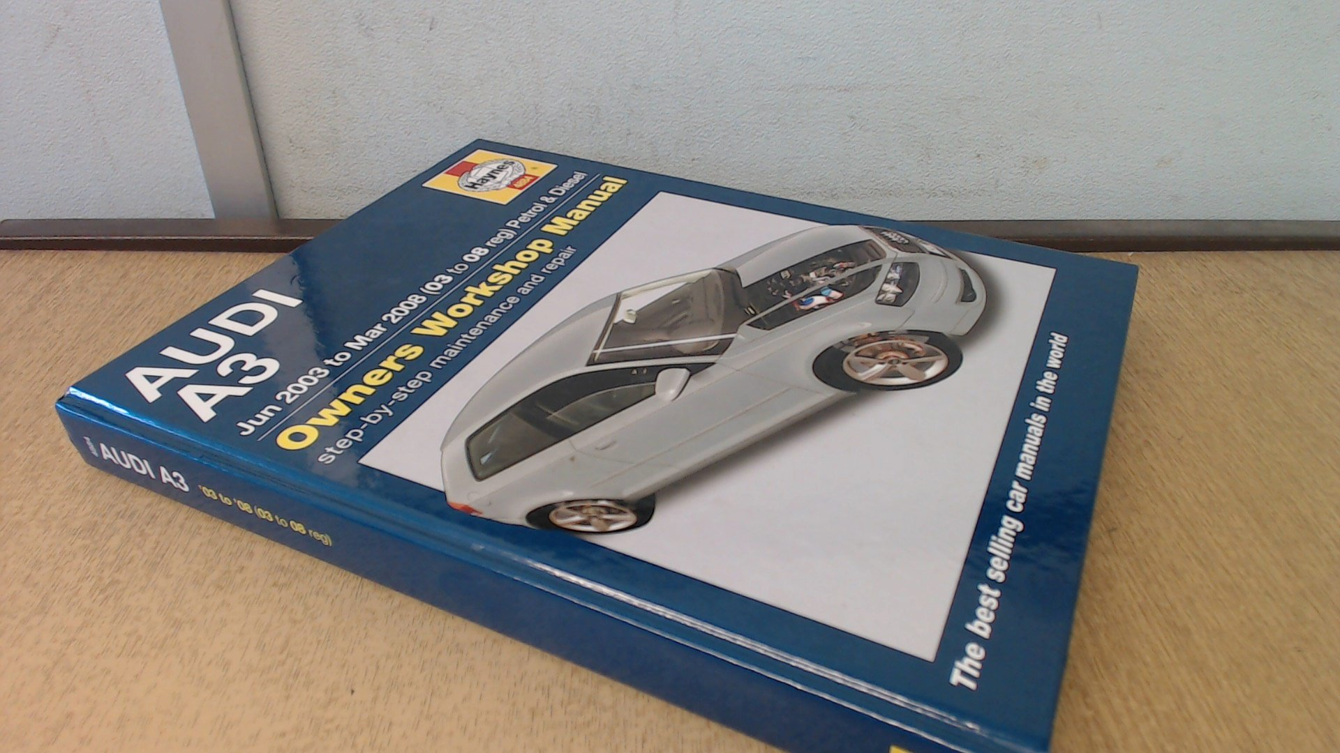 Audi A3 2003 Owners Manual