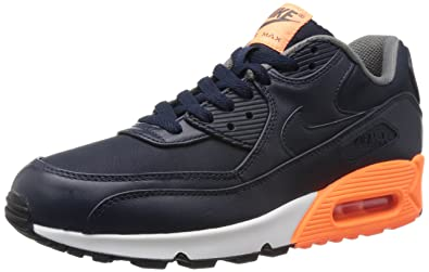 save off 2a7db 0a8de NIKE Men''s Air Max 90 Essential Trainers: Amazon.co.uk ...