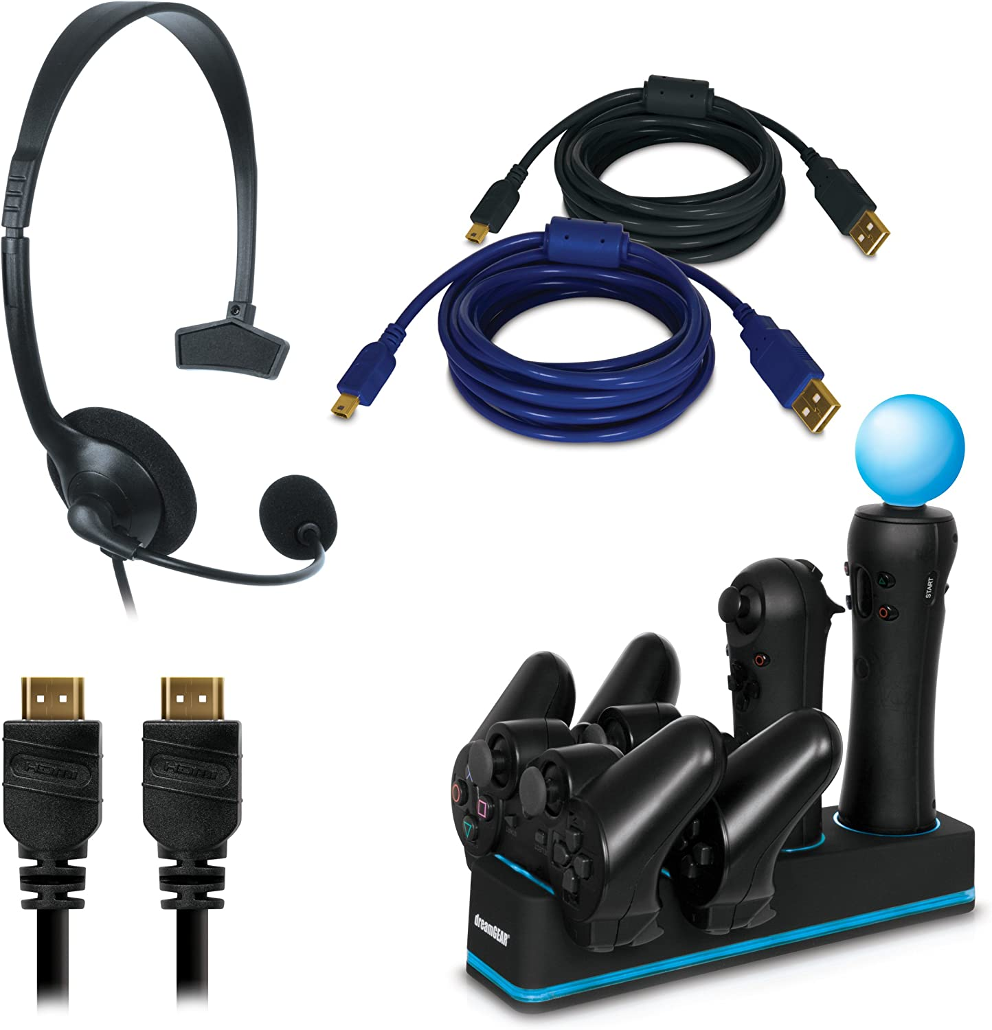 PlayStation 3 5-In-1 Starter Kit