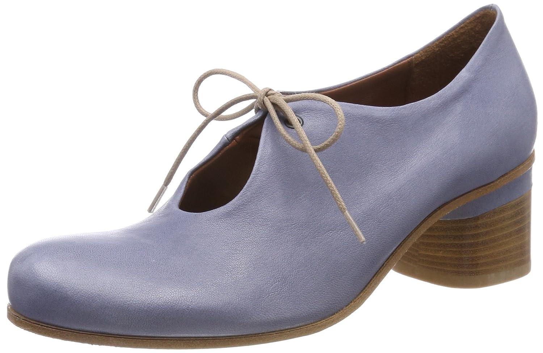 Lili Mill Vanilla, Zapatos de tacón con Punta Cerrada para Mujer