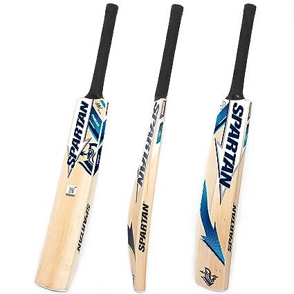 Spartan Ms Dhoni Finisher Kashmir Willow Cricket Bat