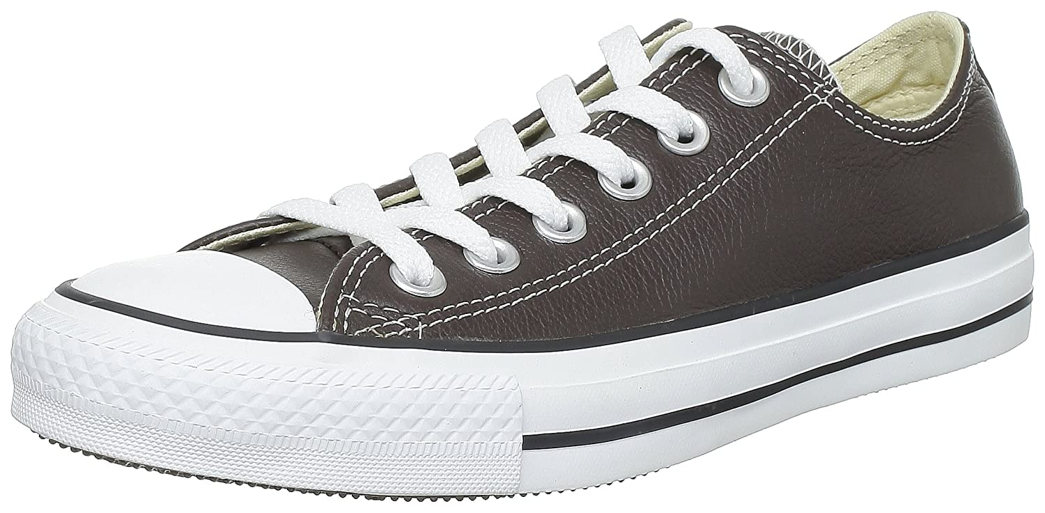 Converse Chuck Taylor All Star Core Ox B006M6AQT6 6.5 B(M) US Women / 4.5 D(M) US Men|Chocolate