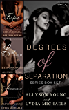 Degrees of Separation Trilogy Box Set: Degrees of Separation: Forfeit | Lost Together | Atonement