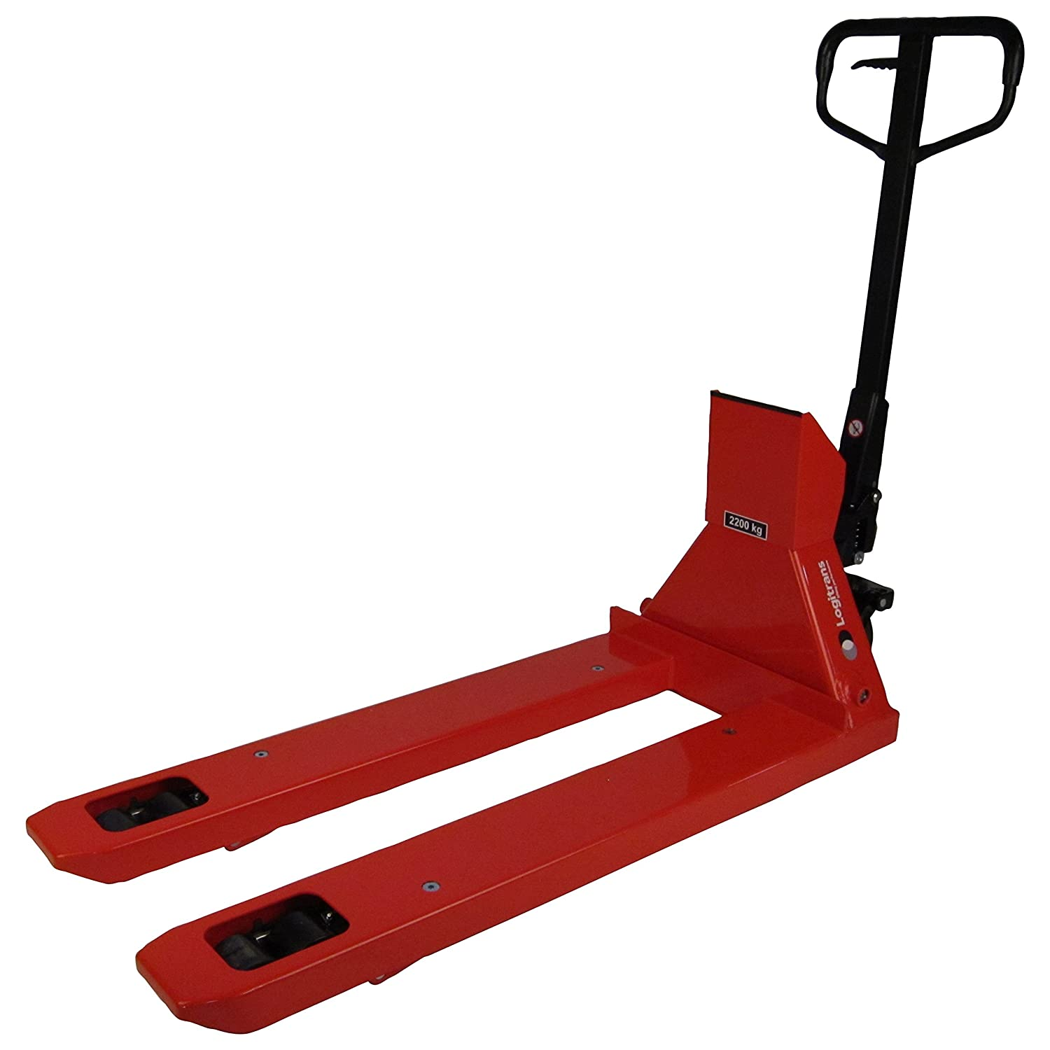 Interthor Economy Scale Pallet Jack Legal For Trade 22 x 45-4,400 lbs