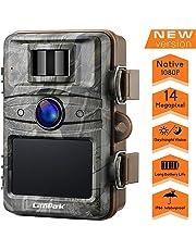 """Campark Wildkamera 14MP 1080P mit bewegungsmelder No-Glow nachtsicht 2.4"""" LCD Wasserdicht IP66 Jagdkamera Wildtierkamera für Überwachung Sicherheit"""