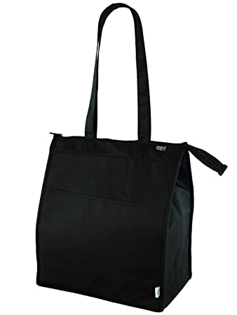Amazon.com: Insulated zippered Hot & Cold Cooler Tote - Large ...